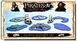 Island Terrain Set #1: Pirates of the Spanish Main