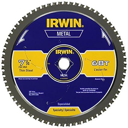 IRWIN-Tools-Metal-Cutting-Circular-Saw-Blade,-7-1/4-inch,-68T-(4935560)