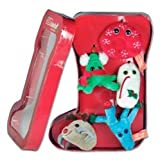 GIANtmicrobes Christmas Stocking Box