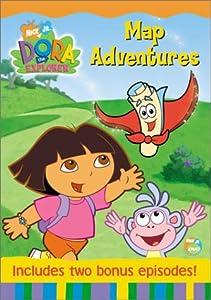 Amazon.com: Dora the Explorer - Map Adventures: Fatima