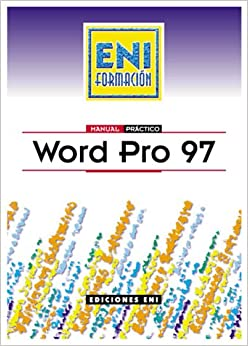 Word Pro 97, ENI Formacion, en espanol, in spanish (French) Paperback