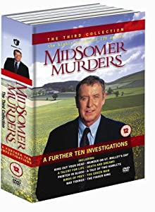 Midsomer Murders : The Third Collection - A Further 10 Investigations (10 Disc Box Set) [DVD]