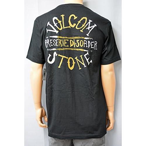 【2014春夏モデル】VOLCOM (ボルコム) BAD NEWS S/S POCKET TEE 半袖 Tシャツ サーフィン SURFING BLACK,S