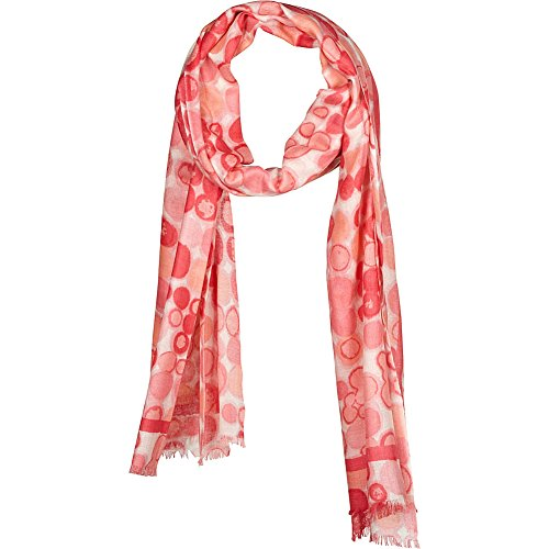kinross-cashmere-dot-print-scarf-quince-multi