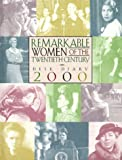 img - for Remarkable Women of the 20th Century Desk Diary 2000 book / textbook / text book