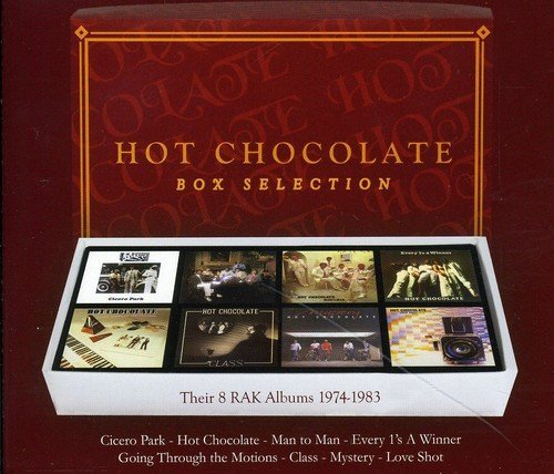 Hot Chocolate - Box Selection - Zortam Music