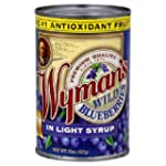 Wymans Juice Wild Blueberry in Light...