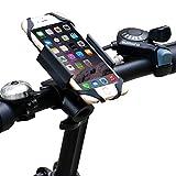 2016-Upgraded-Version-Ipow-Universal-Fahrrad-Handyhalterung-mit-Metall-Sockel-Handy-Halterung-Halter-fr-iPhone-7-6-Plus-6-5s-5-4-Samsung-Galaxy-S7-S6-Edge-S6-S5-S4-S4-Mini-Note-3-Note-4-Note-Edge-usw