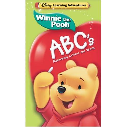 Amazon.com: Disney's Learning Adventures - Winnie the Pooh - ABC's
