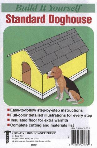 make your own homemade dog house. Black Bedroom Furniture Sets. Home Design Ideas