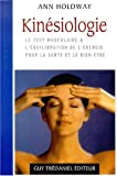 Kinsiologie, le test musculaire