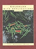 Calculus With Applications (0201649128) by Lial, Margaret L.
