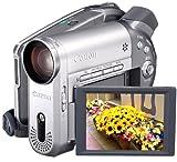 Canon DC20 DVDデジタルビデオカメラ DM-DC20
