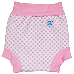 Splash About Happy Nappy Re-Useable Swim Nappy, Large