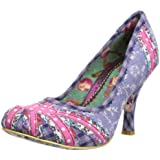 Irregular Choice Womens Patty Court Shoes