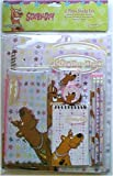 Scooby Doo 11 Pcs Stationery Value Pack