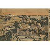 View of Mimeguri, by Utagawa Toyoharu (Print On Demand)