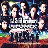 SPARK  (SINGLE+DVD) [Single, CD+DVD] / 三代目 J Soul Brothers from EXILE TRIBE (CD - 2013)