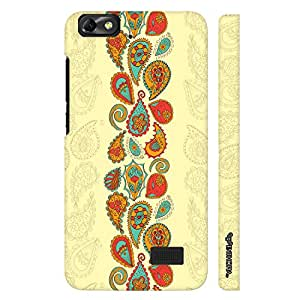 Huawei Honor 4C Indian Motive designer mobile hard shell case by Enthopia