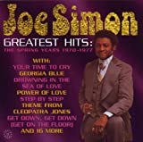 Joe Simon Greatest Hits: the Spring Years 1970-1977