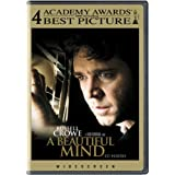 A Beautiful Mind (Widescreen)(2001) ~ Russell Crowe