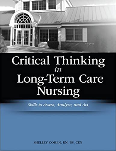 An approach to critical thinking for health care professionals | BC