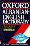 img - for Oxford Albanian-English Dictionary book / textbook / text book