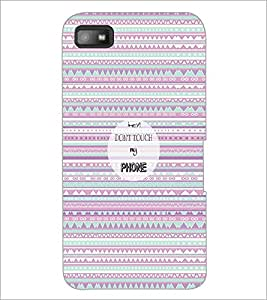 PrintDhaba Quote D-5573 Back Case Cover for BLACKBERRY Z10 (Multi-Coloured)