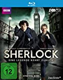 Sherlock - Staffel 1 [Blu-ray]