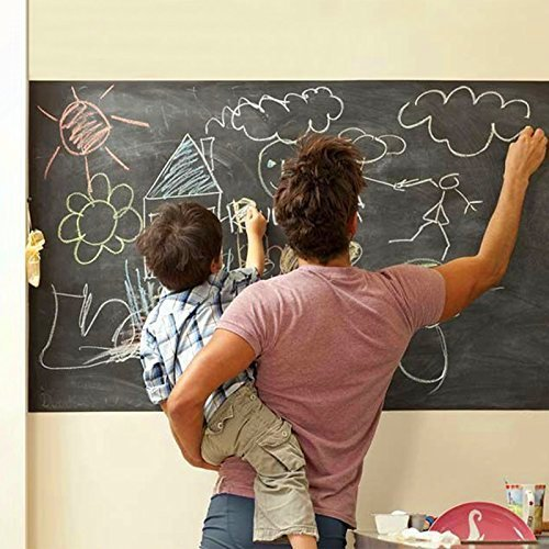 efluky-removable-black-board-stricker-for-school-home-chalk-blackboard-sticker-200-x-45cm-black