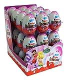 Kinder Surprise Egg Chocolate 20g Disney Fairies (pack of 36)