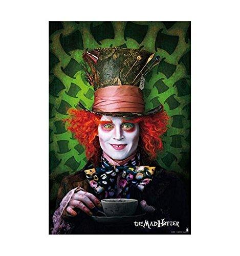 Erik Publishers Group GPE 4375 - Poster Alice in Wonderland Cappellaio Matto, HFE, 61 x 91.5 cm