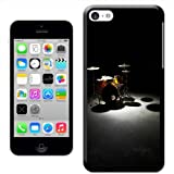 Fancy A Snuggle Ready to Play Drum Set In Spotlight Hard Case Clip On Back Cover for Apple iPhone 5C