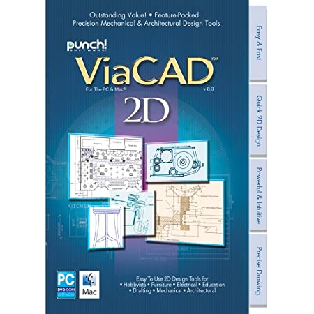 ViaCAD 2D for MAC [Download]