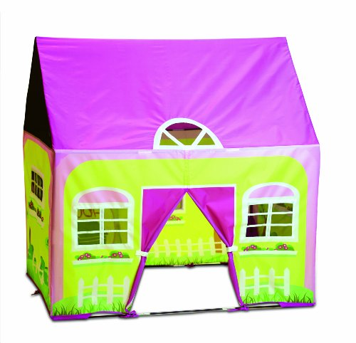 Pacific Play Tents 50-Inch by 40-Inch by 50-Inch Cottage Play House