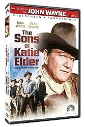The Sons of Katie Elder (Les Quatre Fils de Katie Elder) (Panoramique)