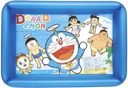 Doraemon angle-shaped pool