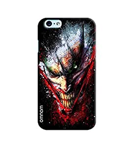 Omnam Dragon Laughing Pose Printed Designer Back Cover Case For Apple iPhone 6S Plus