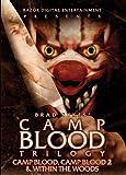 echange, troc Camp Blood Trilogy [Import USA Zone 1]