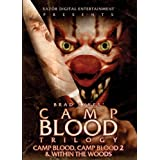 Camp Blood Trilogy ~ Jennifer Ritchkoff