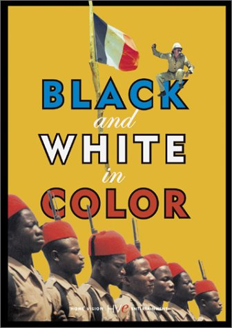 Black & White in Color [DVD] [1976] [Region 1] [US Import] [NTSC]