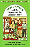 Cam Jansen and the Mystery of the Dinosaur Bones (Cam Jansen) (0140346740) by Adler, David A.