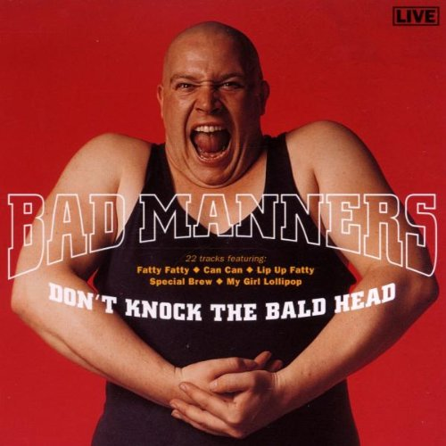 Don't Knock the Baldhead: Live