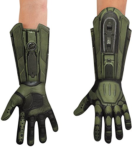 Halo: Deluxe Master Chief Gloves For Kids