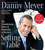 img - for Setting the Table Low Price CD: The Transforming Power of Hospitality in Business book / textbook / text book