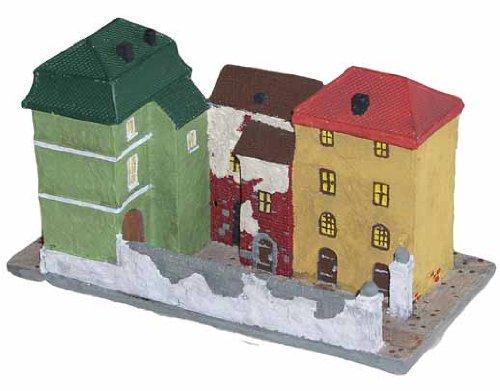 Terrain: 15mm Italian - City Block