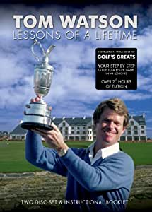 Tom Watson: Golf Lessons of a [Import anglais]