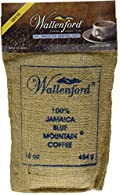 16oz Roasted and Ground 100% Jamaica Blue Mountain Coffee