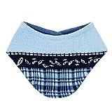maximo - Pañuelo para el cuello - para bebé niño azul 0