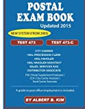 img - for Postal Exam Book for Test 473 and 473-C book / textbook / text book